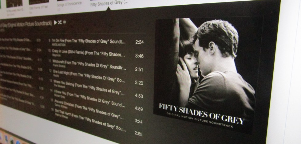 Fifty Shades of great Music