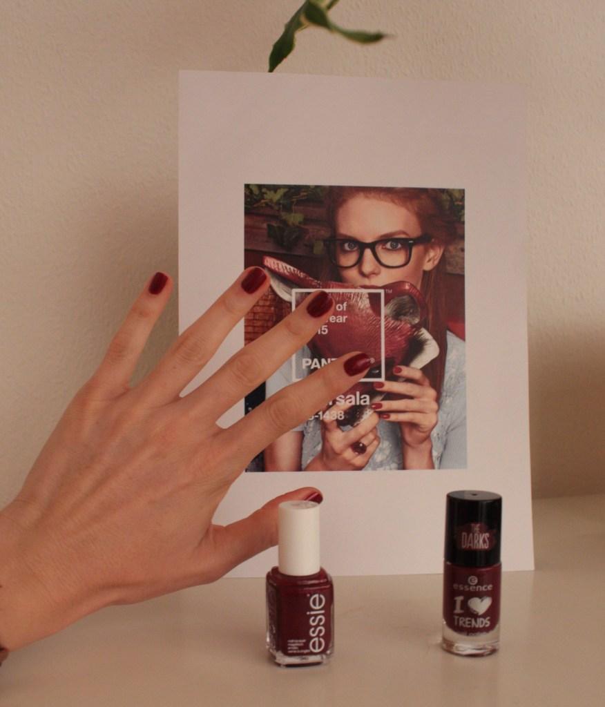 Die Farbe des Jahres auf deinen Nägeln |Mi-Mini