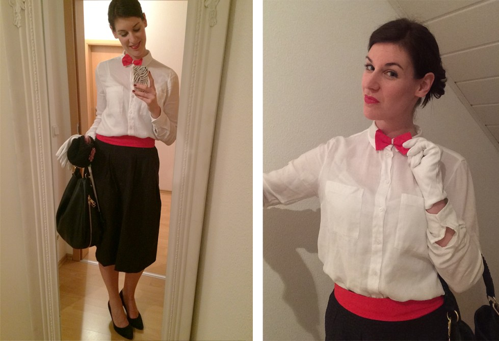 Heute bin ich mal Mary Poppins |Mi-Mini