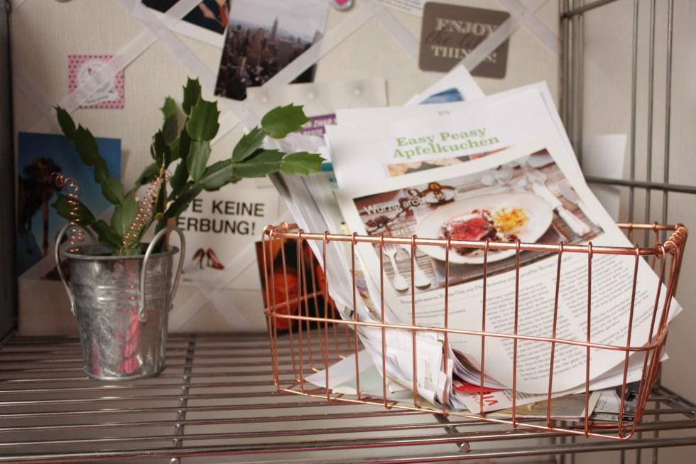 Gilt eine Blättersammlung auch als Kochbuch?? | Mi-Mini