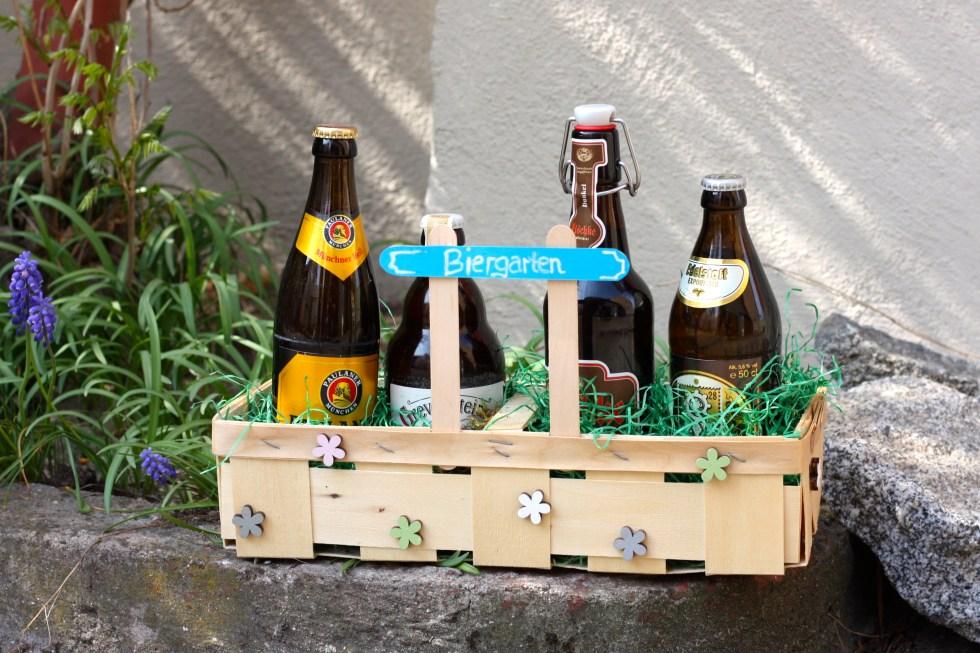 Ein Männergeschenk – der Mini-Biergarten | Mi-Di
