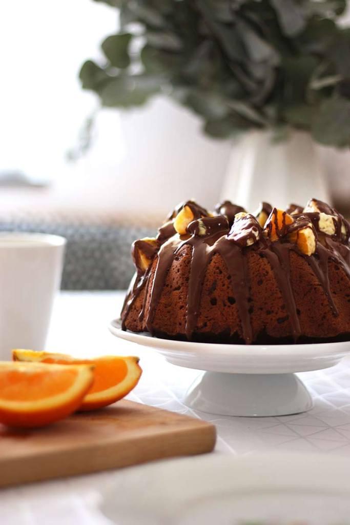 Lust auf Schoko-Orangenkuchen?