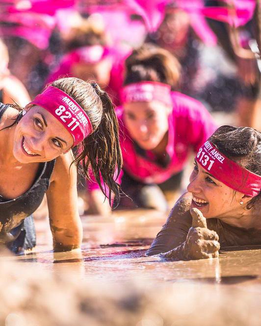 Der Muddy Angel Run – Ein Hindernislauf für den guten Zweck und ich bin dabei! <br> Mi-Mini