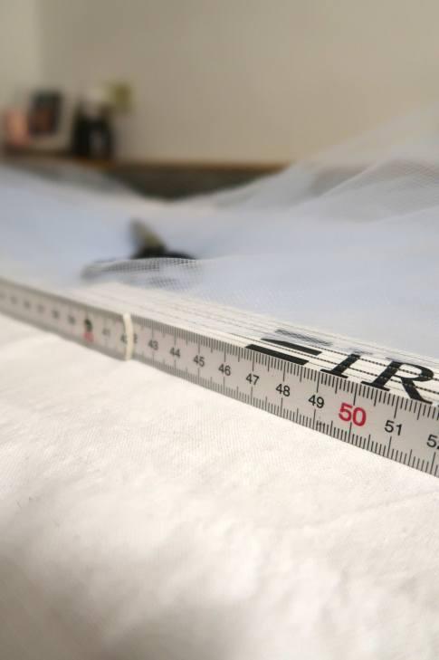 Tüll-ausmessen