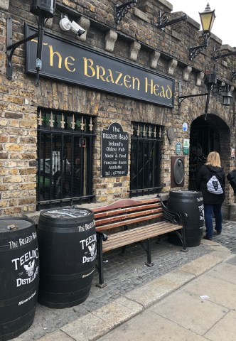 Das älteste Pub Dublins
