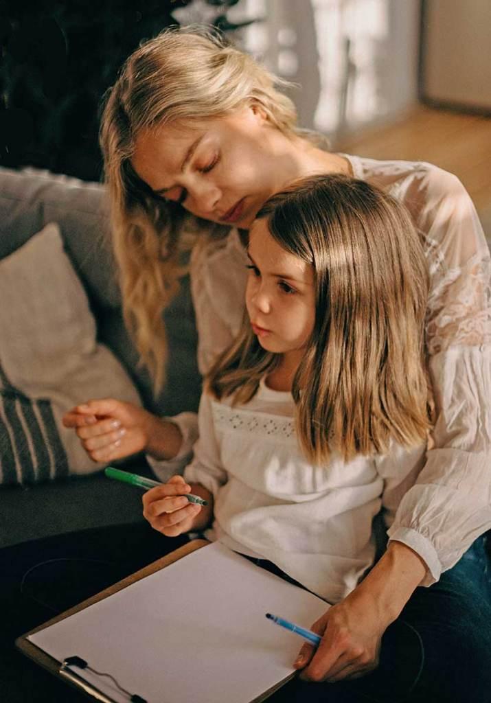 Home-Schooling in Zeiten von Corona – <br> Zwei Mütter erzählen