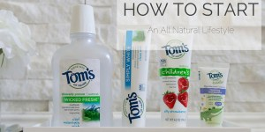 How To Start An All Natural Lifestyle