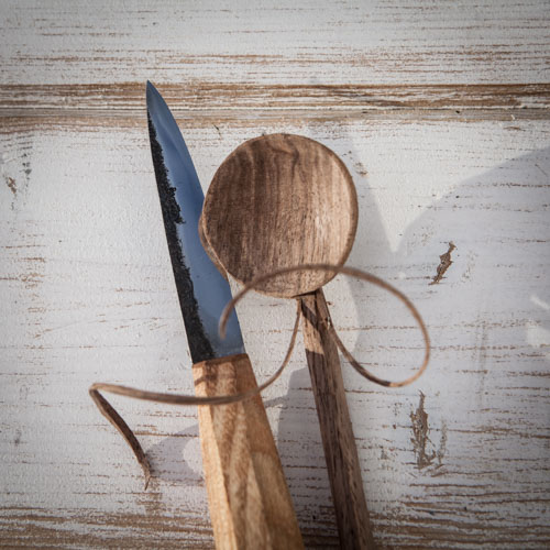 Spoon Carving Courses in Wales