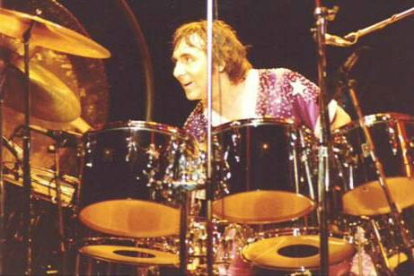 19771978  final Premier kits  Keith Moons Drumkits