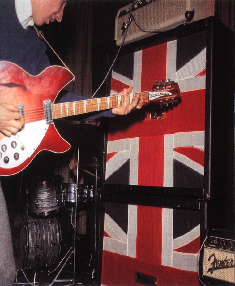 Rickenbacker Guitars  Pete Townshends Guitar Gear  Whotabs