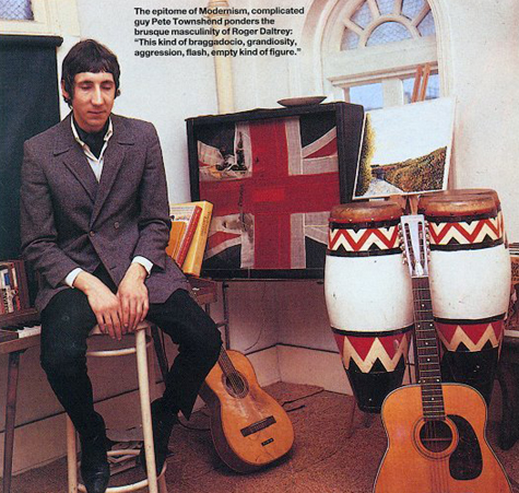 The Marshall Stack  Pete Townshends Guitar Gear  Whotabs
