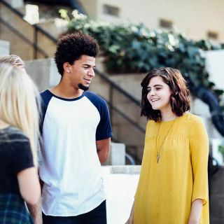 Talking teens. Signs of Normal Development Stages Ages 13-18. Teen Development.
