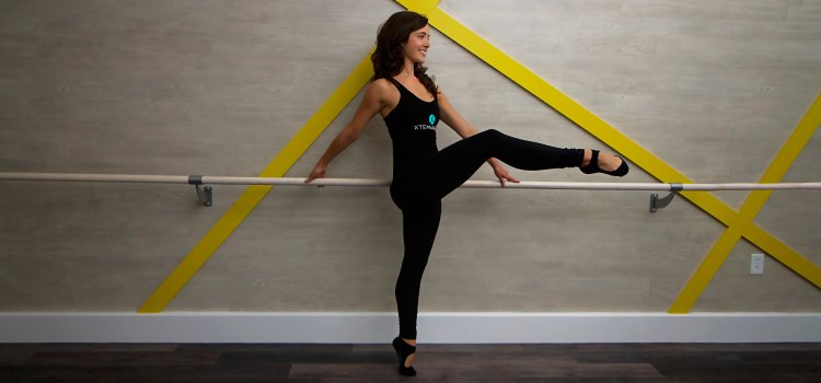 A Barre Class that Speaks to Dancers?