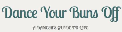 dance your buns off blog