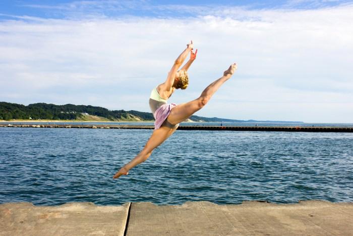 Ballet Dancer Allison Haan