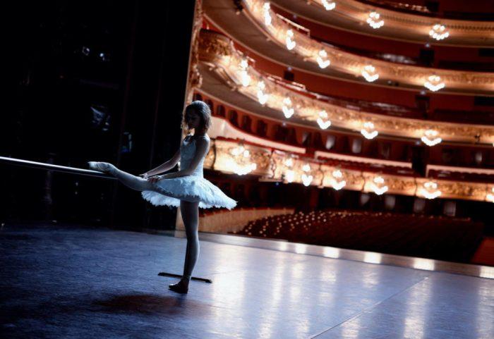 English National Ballet Dancer Jeanette Kakareka