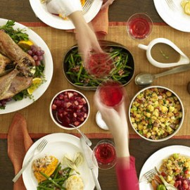 A Healthy Approach to Thanksgiving