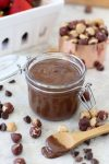 A dairy-dree, gluten-free chocolate hazelnut spread that is paleo friendly by the Whole Smiths. BETTER than Nutella, a must-Pin and MUST-try.