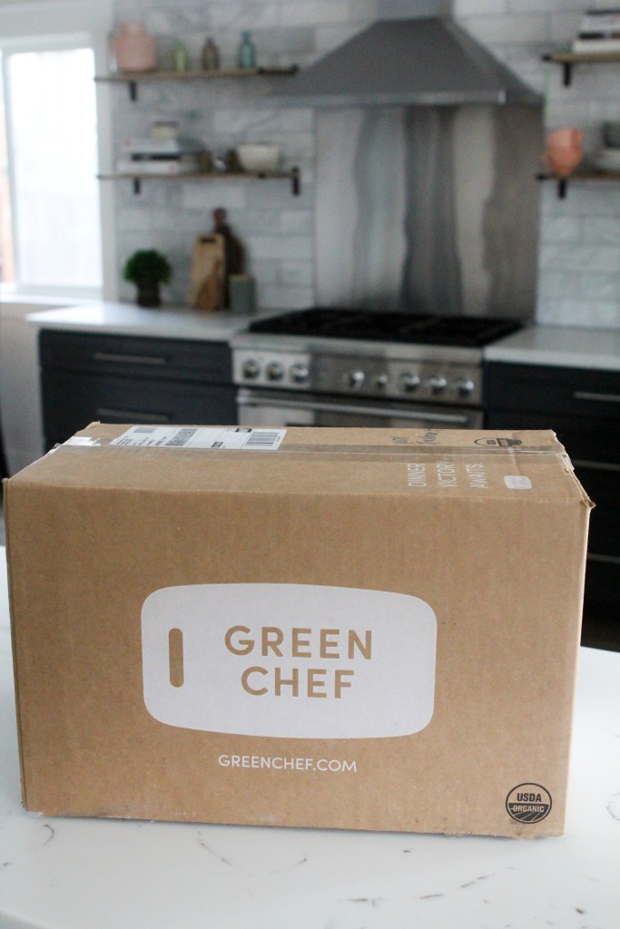The Whole Smiths celebrate a fun date night IN with our partners at Green Chef. No need to leave the house for a delicious paleo dinner, we were able to make it ourselves with Green Chef.