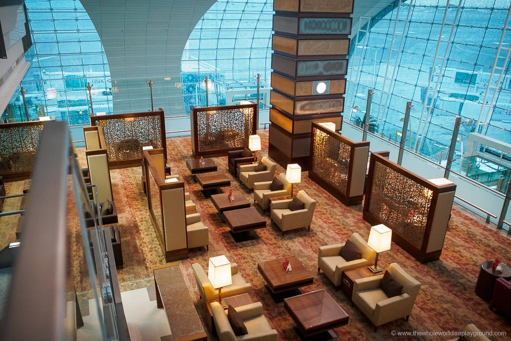 used restaurant chairs rv swivel chair emirates dubai business class lounge: a gates, terminal 3, | the whole world is playground