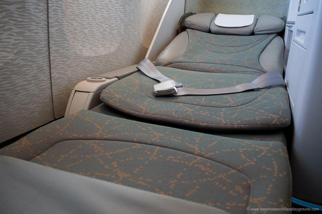 Emirates Business Class Review Dublin to Dubai  The