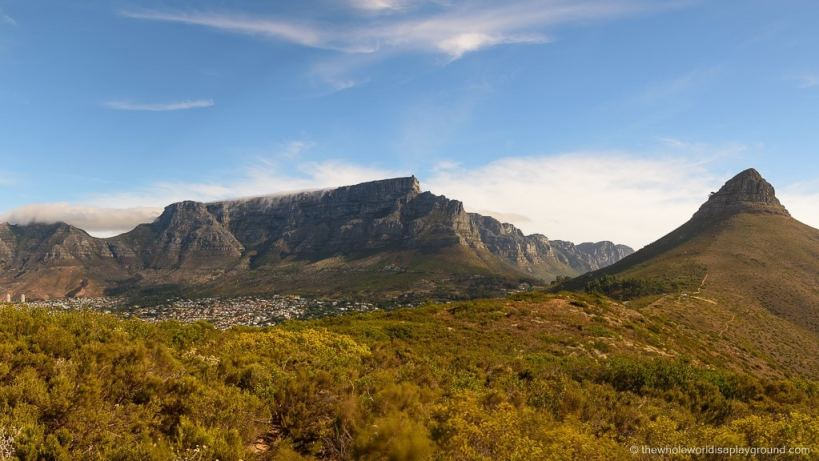 South African World Heritage Sites