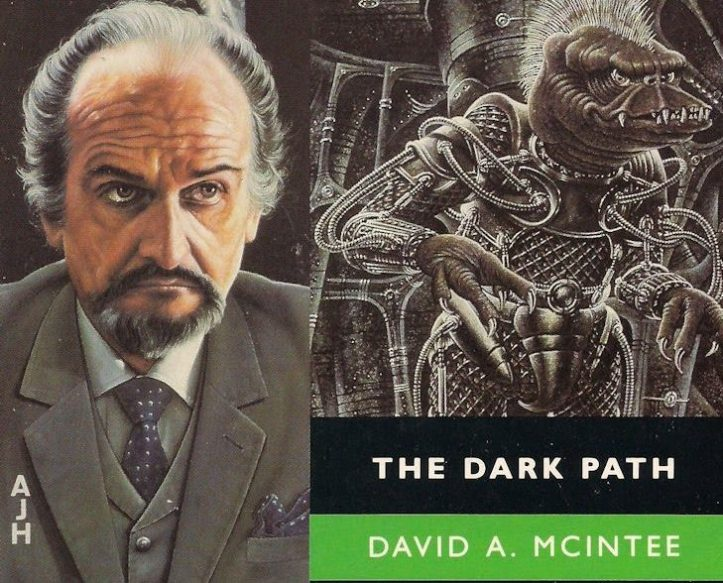Doctor Who - The Missing Adventures: The Dark Path by David A. McIntee
