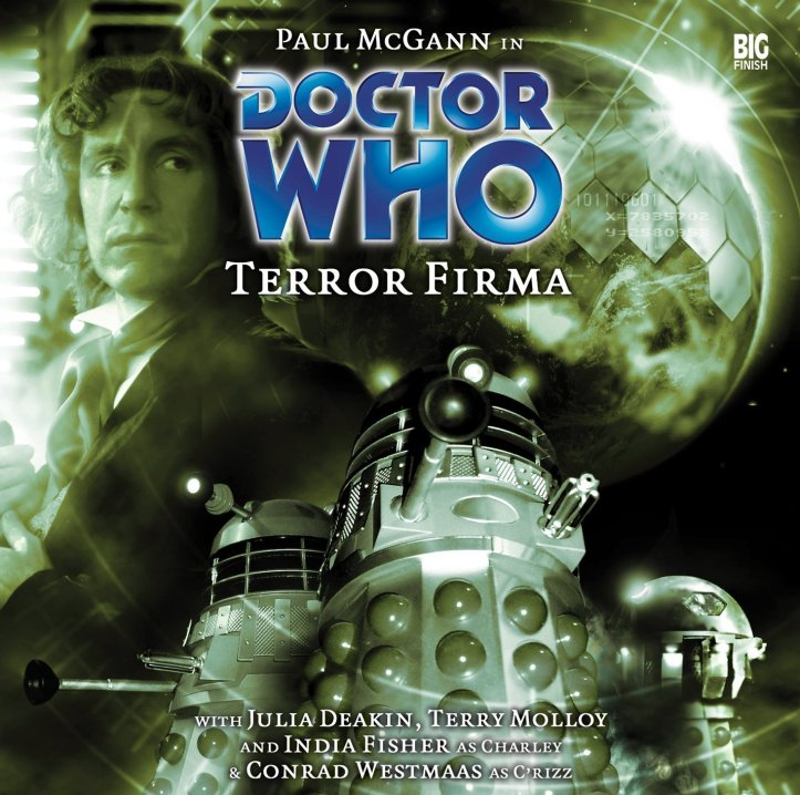 Terror Firma by Joseph Lidster (c) Big Finish Productions