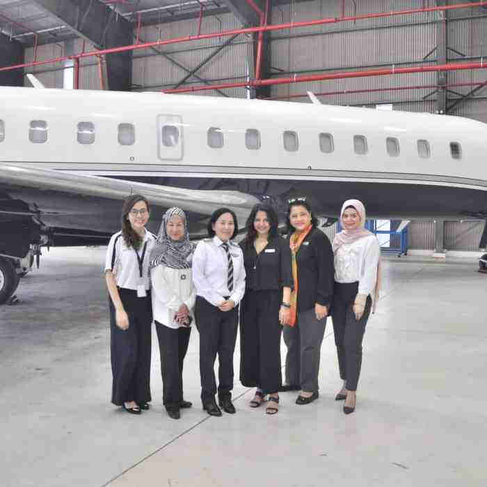 WOMEN IN AVIATION ASIA PROJECT LAUNCHED TO BOOST GENDER EQUALITY