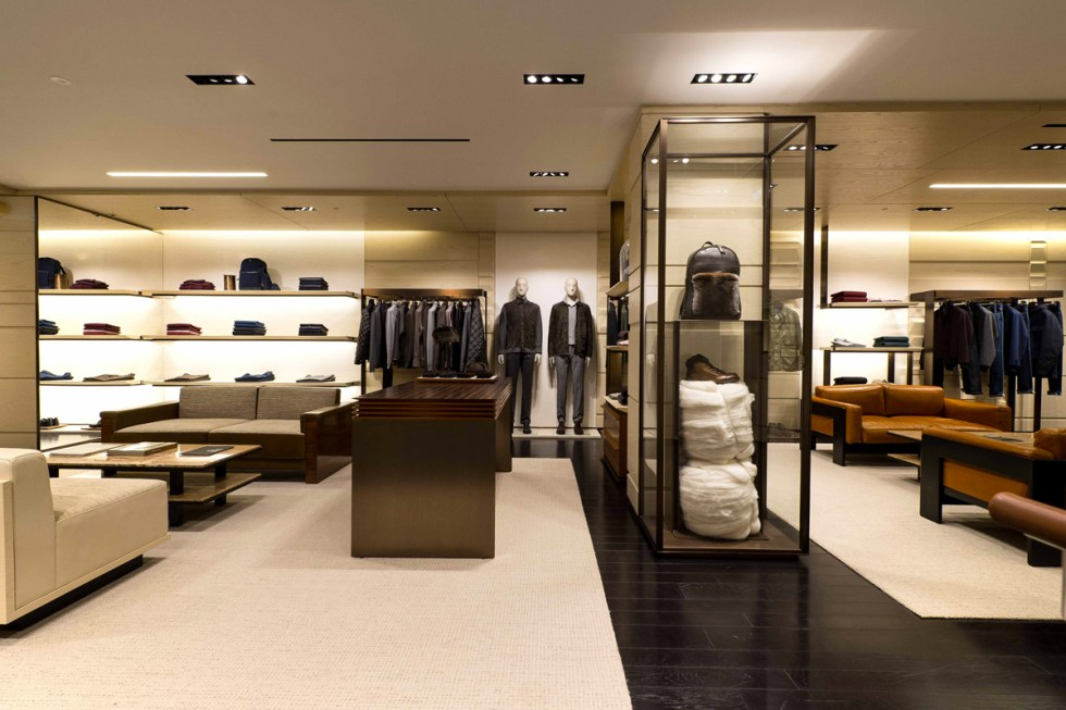 76da4bfce85e2 The new Zegna boutique opened its doors in London