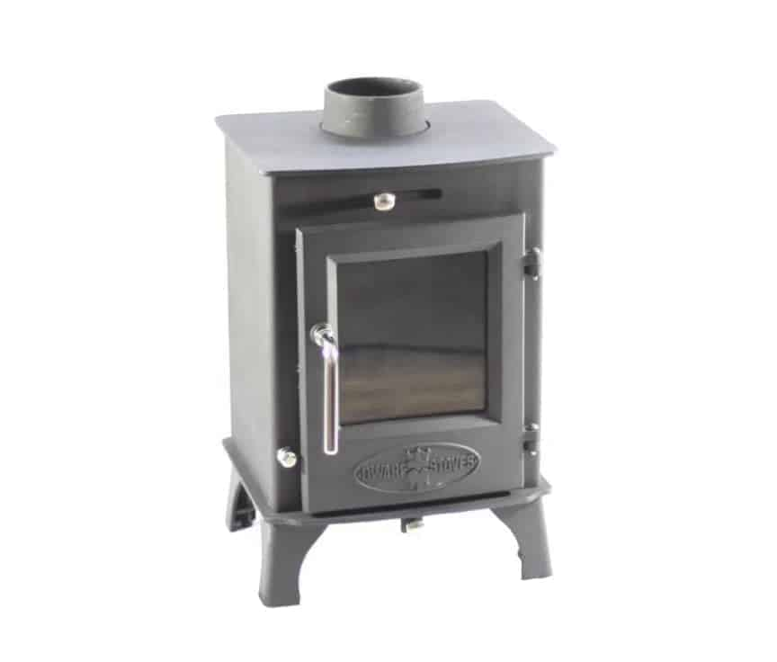 The Dwarf 4kw Small Wood Stove - The Wild Drive Life | Design a Life ...