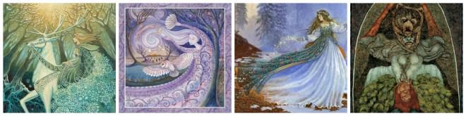 4 women winter solstice
