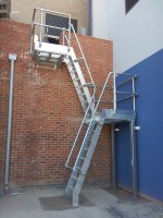 Access Stairs   Floor Level Access Stairs   England & Wales