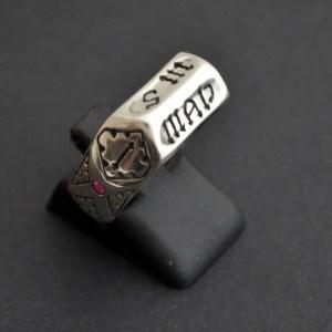 Joan D'Arc Ring