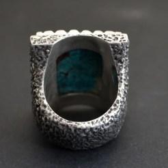Bespoke Turquoise Ring