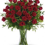 3 Dozen Red Roses $225.00