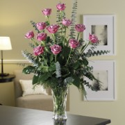 Purple Roses $74.95
