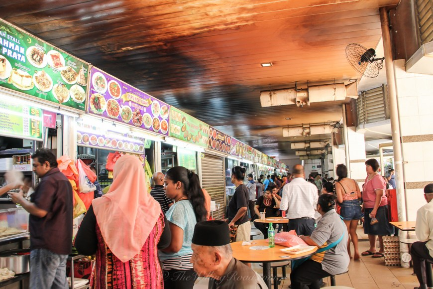 Hawker Centre at Tekka Market