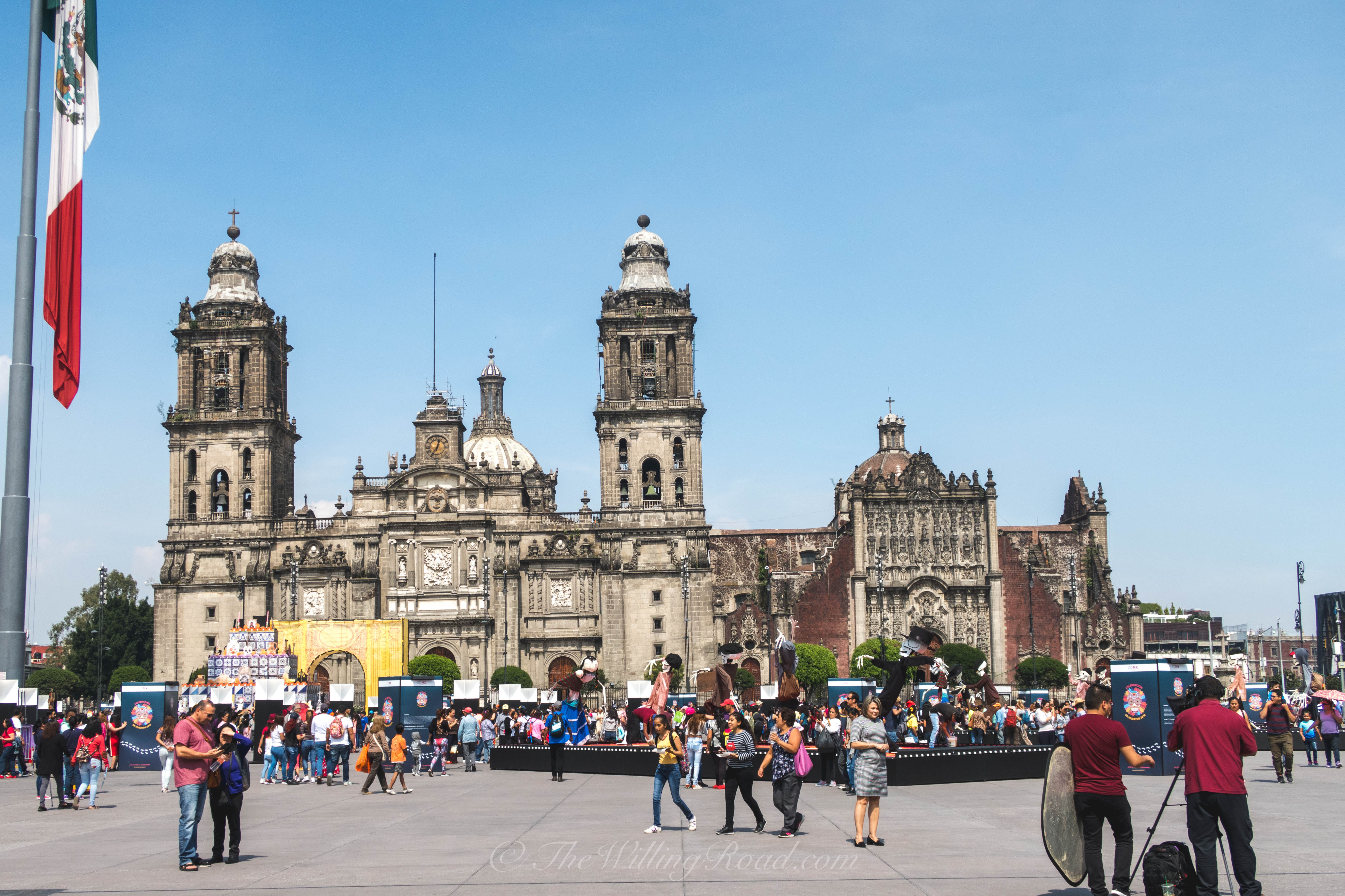 Things to do In Mexico City