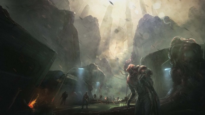 Halo Spartan Assault Xbox One Cinematic Still 02