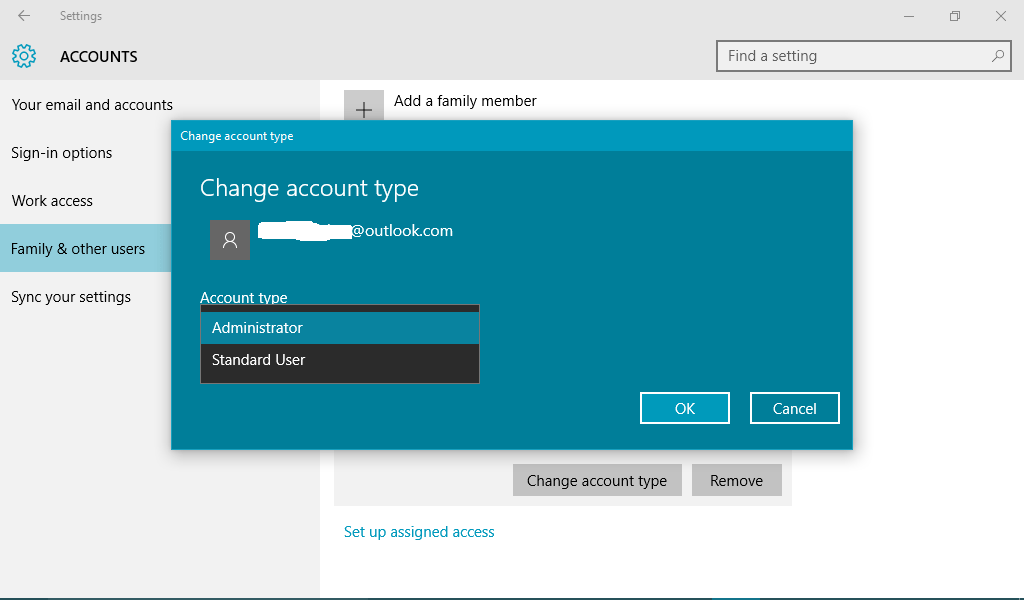 New user 1