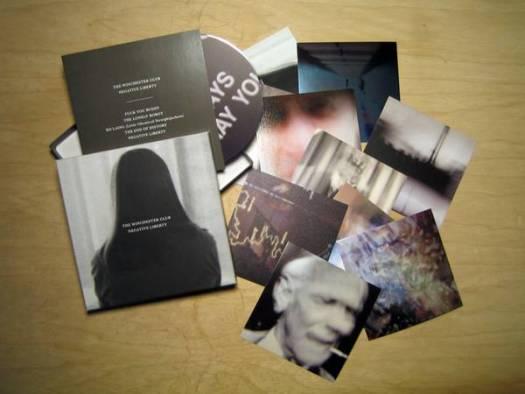 The Winchester Club 'Negative Liberty' CD BoxSet