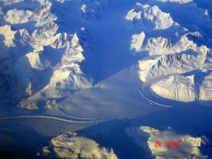 Canadian Glacier