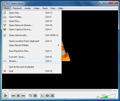 Vlc Media Player 400x337 How to stream videos in LAN with VLC Media Player: Screen shot Tutorial
