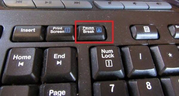 What is a Pause key? Why & when is the Pause key used