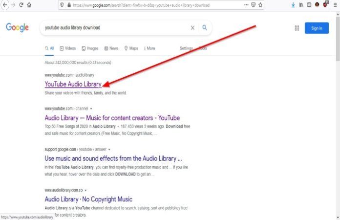 How To Download Free Music From Youtube Audio Library