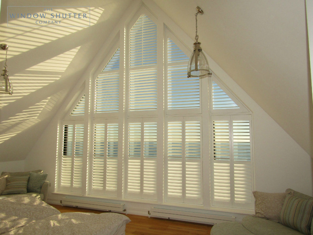 Interior Window Shutters Wooden & Plantation Shutters