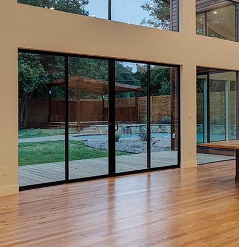 milgard aluminum sliding patio doors