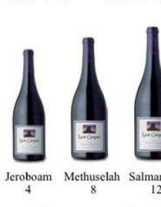 Bottles of wine in sizes complete guide to all large format sizes and also shapes rh thewinecellarinsider