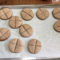 Soul Cakes: Gluten Free and Whole Wheat
